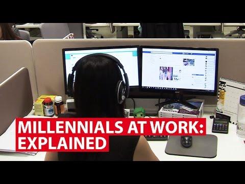 Millennials At Work: Explained | Talking Point | CNA Insider