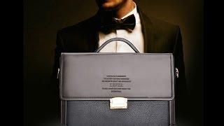 Посылка из Китая № 39. Aliexpress. Мечта бизнесмена/Men's briefcase