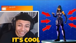 MYTH GETS EARLY ACCESS TO NEW FATE SKIN!! - Fortnite Epic & Funny Moments #8