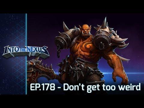 "#178 - Into the Nexus: ""Don't get too weird"""