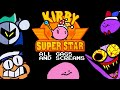 Something About Kirby Superstar: All Screams And Gags! (Clips By TerminalMontage)