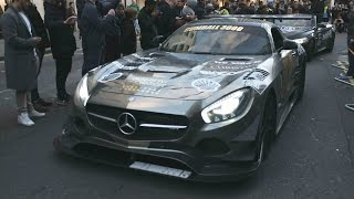 Mercedes AMG GTS - Team Galag