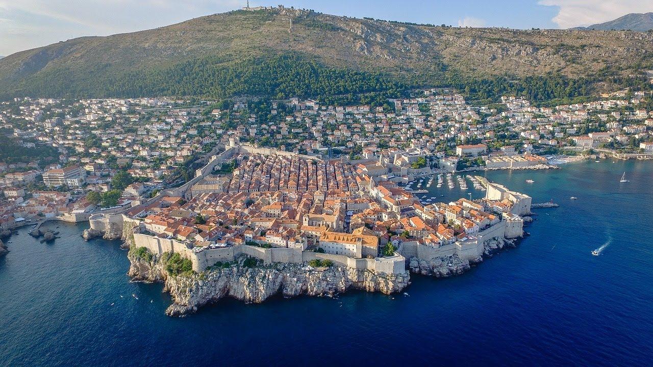 Streets of Dubrovnik, Croatia in Google Maps - YouTube