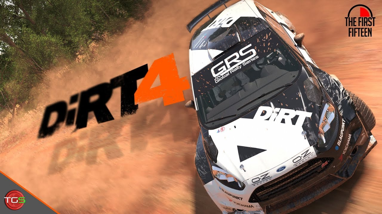 dirt 4 pc gameplay first 15 minutes rally games ep 20 youtube. Black Bedroom Furniture Sets. Home Design Ideas