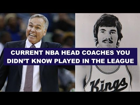 5 Current NBA Head Coaches You Didn't Know Played In The League
