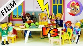Playmobil Film polski |  W ODWIEDZINACH U SMARKALSKICH - czy będą ok? Wróblewscy vs. Smarkalscy