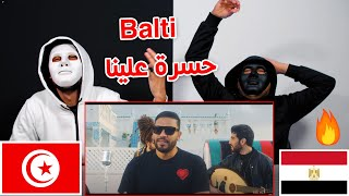 Balti - Ya Hasra / Egyptian Reaction 🇹🇳