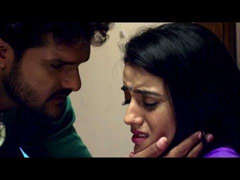 Khesari Lal Yadav &  Akshara Singh |  Emotional Scene | HD VIDEO