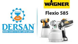 Wagner Flexio 585 Boya Makinası