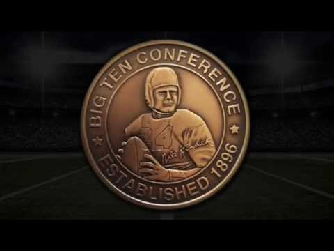 Nile Kinnick Big Ten Coin
