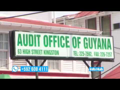 Poor work environment, limited IT capacity affecting the Guyana Audit Office.