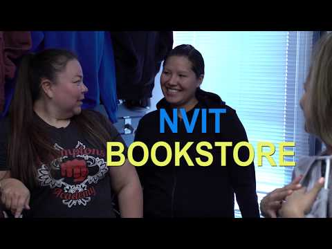 NVIT Bookstore Commercial