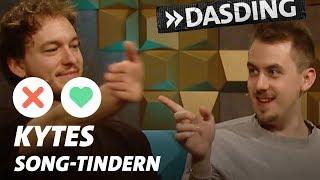 Song-Tindern: KYTES – Capital Bra, Bier, Beginner und der Tölzer Knabenchor | DASDING Interview