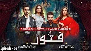 Fitoor - Episode 02 || English Subtitle || 21st January 2021 - HAR PAL GEO