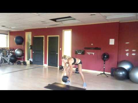 Slamball HIIT Workout