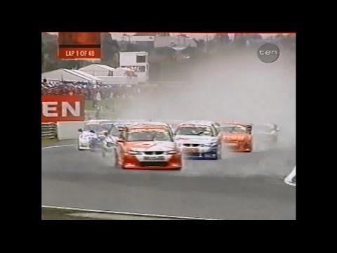 2001 V8 Supercars - Sandown - Race 2