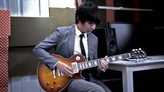 EXO_으르렁 (Growl) Electric Guitar Cover