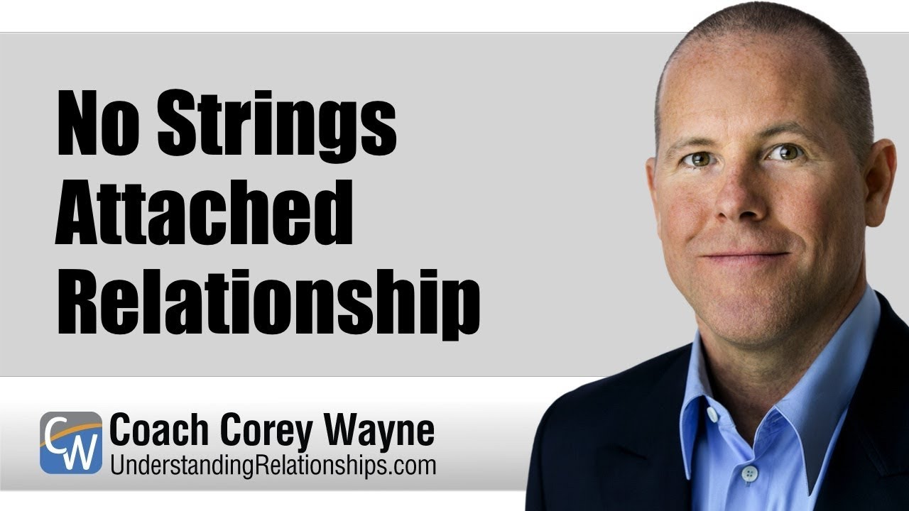 how to have a no strings attached relationship