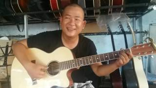 Test Guitar ND 2tr200k - ship hàng toàn quốc 0906391557