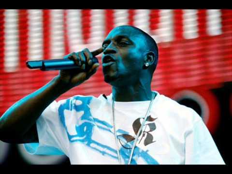 2pac feat akon & biggie - smack that remix