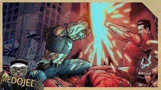 Civil War - Největší události Marvel univerza