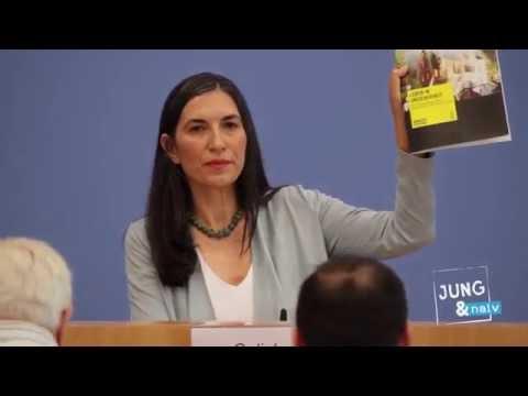 Amnesty über Rassismus in Deutschland & NSU - Komplette BPK vom 9. Juni 2016 (DE/EN)