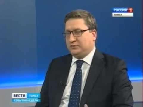 Андрей Антонов: «Благодаря «ИНО Томску» появились огромные инициативы»