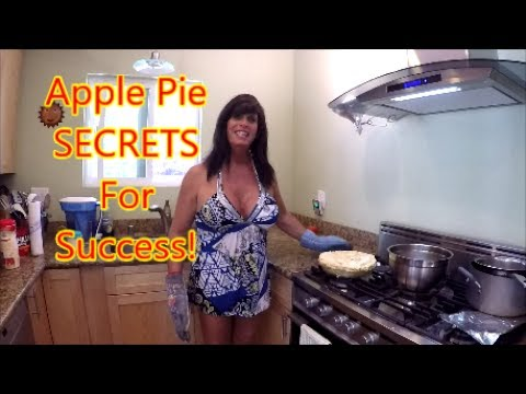 Making a Good Apple Pie is Easy! Let's Make a GREAT One!