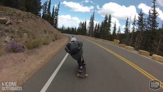 Downhill Skateboard Racing: Pikes Peak Downhill 2013