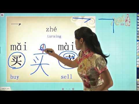 Basics Of Chinese Writing (Hanzi) Part 3/3