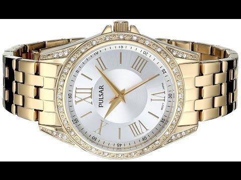 Pulsar Ladies Quartz Watches