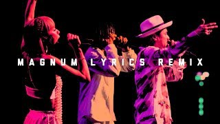 Magnum Lyrics (Rueed 5th Album「ABANDON」収録)を Killa Nami & Squeeze...