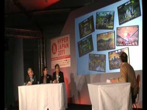 JETRO Japanese Multimedia Seminar @ HYPER JAPAN 2011: Mr. Y. Hau, Rising Star Games (5 of 9)