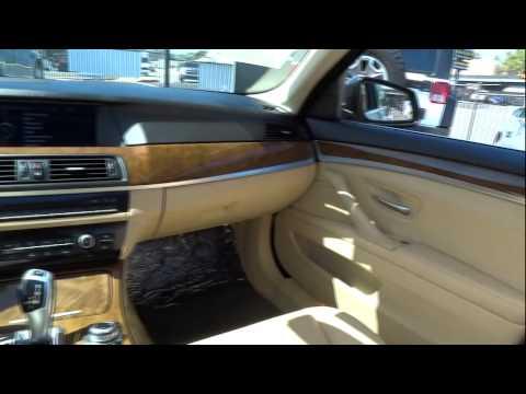 2012 BMW 5 Series El Cajon, CA 1155