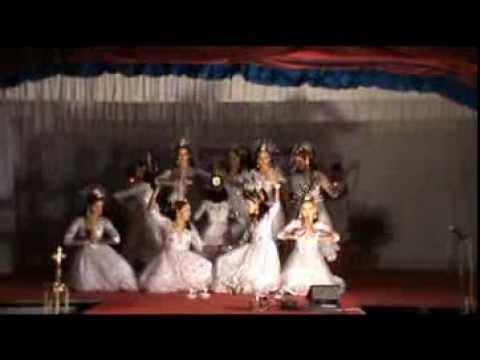 Christian Prayer Dance