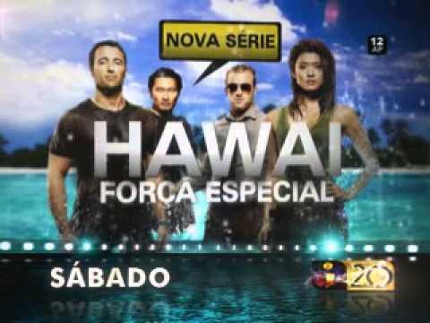 HAWAI FORÇA ESPECIAL (hawaii five-0)
