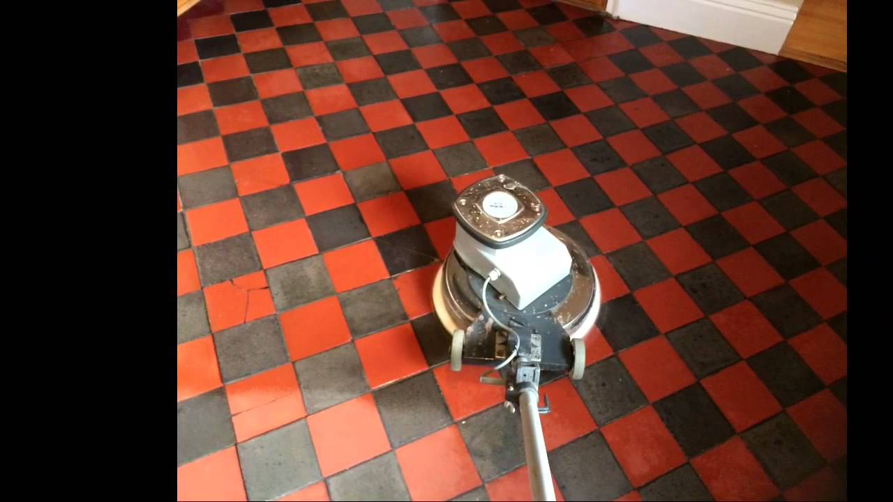 Cleaning and sealing quarry tiles youtube cleaning and sealing quarry tiles dailygadgetfo Choice Image
