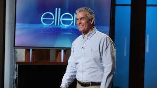 Ellen Shows Off Her Husband, Peter