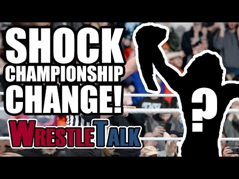 Shock WWE Title Change! | WWE Clash Of Champions 2017 Review