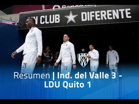 Independiente del Valle LDU Quito Goals And Highlights