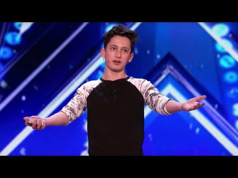 Download Youtube: 15-Year-Old Magician Stuns 'America's Got Talent' Judges With Epic Card Trick -- Watch!