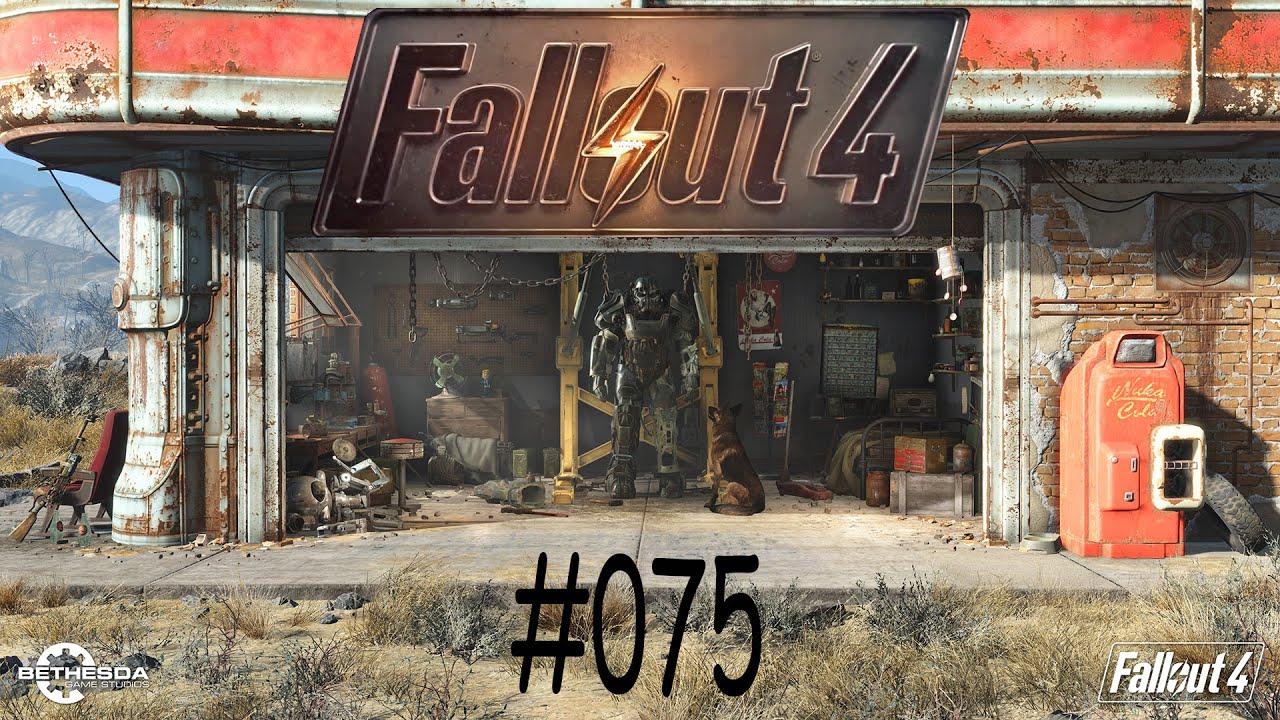 Fallout 4 075 Siedlungen Verteidigen Deutsch Gameplay