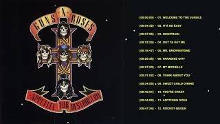 Gun̲s̲ ̲N̲'̲ ̲R̲o̲ses (Full Album 1987) - Appetite For Destructi̲o̲n̲