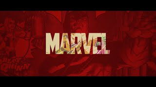 Marvel intro template