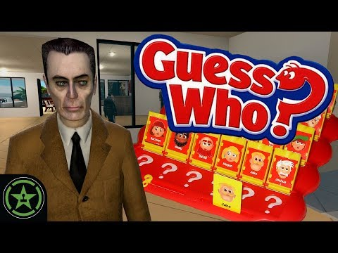 Let's Play - Gmod: Guess Who