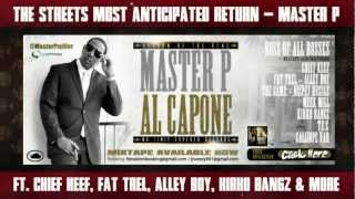 "Master P ""AL CAPONE"" RETURN OF THE REAL KING OF THE STREETS - THE REVOLUTION"