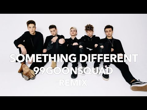 Why Don't We - Something Different (99Goonsquad Remix)