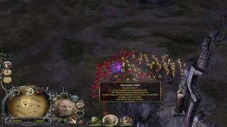 BFME 2 Edain mod 3.8.1 Hero submod 3.3 Goblins (ru)