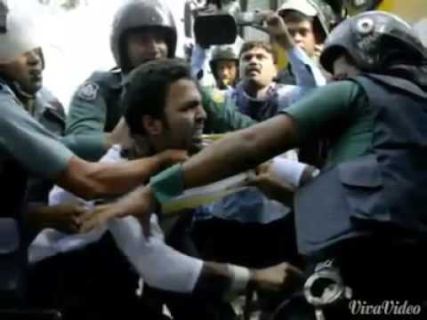 Bsc in dental students movement's & police attacks