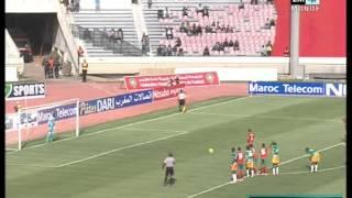 هزيمة فتيان المغرب امام الساحل العاج -كأس افريقيا لاقل من 17 سنة
